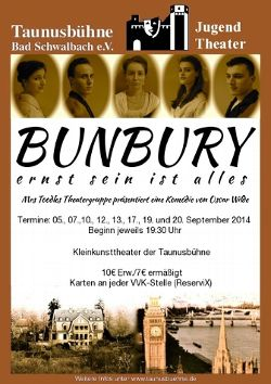 Mrs Toodles Theatergruppe - 2014 Bunbury